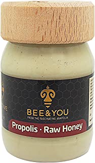 Bee & You Propolis, Raw Honey Compound, Turkish, 100% Natural)