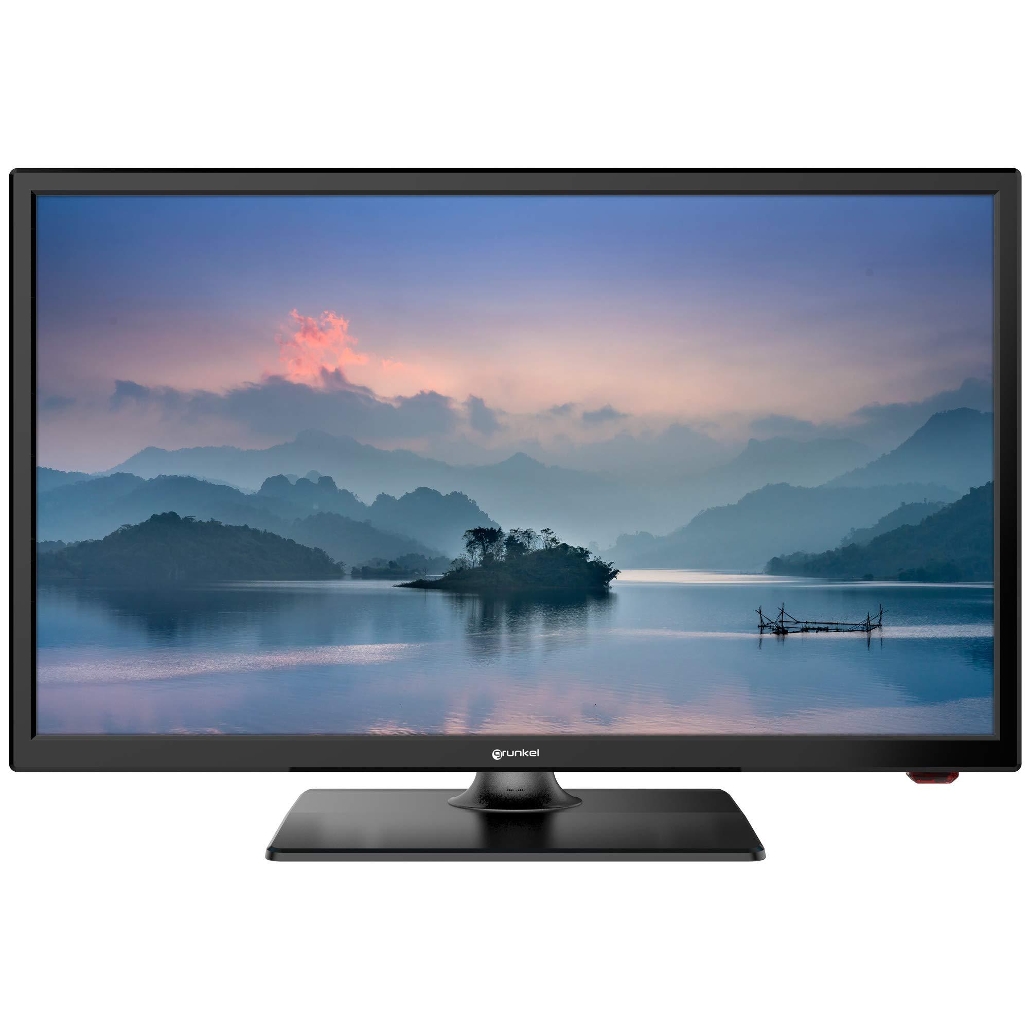 Grunkel - LED-24 IV2 - Televisor LED HD Ready Alta definición - 24 Pulgadas - Negro: Amazon.es: Electrónica