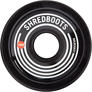 GOLDCOAST LONGBOARD WHEELS 70MM/85A - THE SHRED BOOT