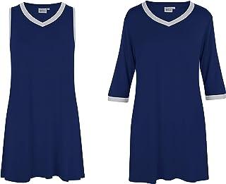 طقم بيجاما من قطعتين من الخيزران للنساء   فساتين نوم نسائية   فستان ليلي ممتص للرطوبة