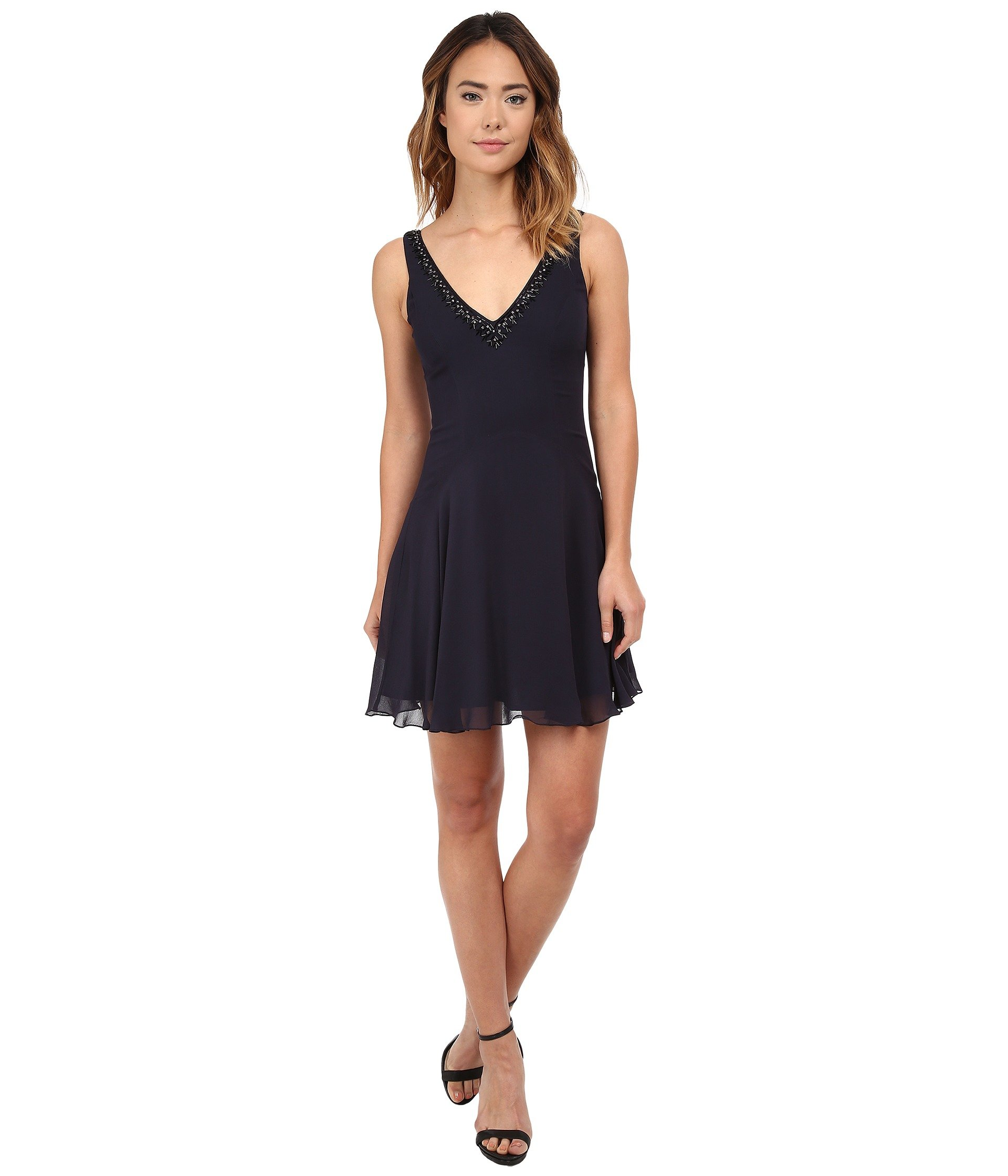 French connection colorblock dress