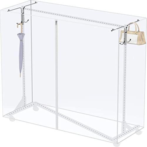 wholesale Cover and Tube Bracket for SimpleHouseware Z-Base Garment Rack (Garment outlet online sale high quality Rack NOT Included) online