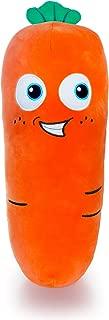 Gloveleya Plush Carrot Pillows Stuffed Super Soft Hugging Toys Fashion Decoration Gifts 20