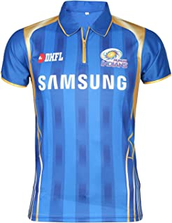 KD Cricket IPL Custom Jersey Supporter Jersey T-Shirt 2019 with Your Choice Name and Number Print