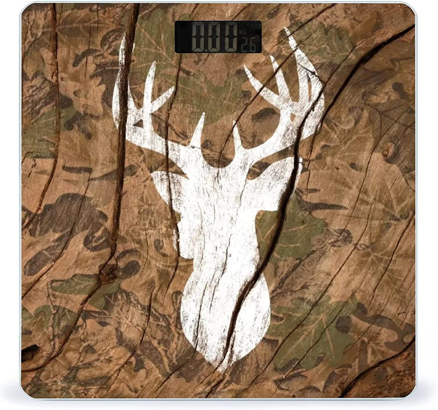 CHUFZSD Ranking TOP19 Camouflage Deer Art Highly Scale online shopping Fitness Smart Accurate