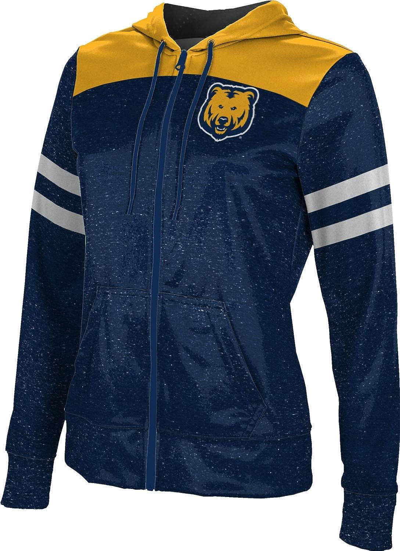 University of Northern Colorado Girls' Zipper Hoodie, School Spirit Sweatshirt (Gameday)