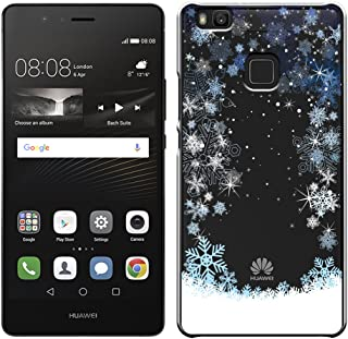 「Breeze-正規品」iPhone ・ スマホケース ポリカーボネイト [透明] ファーウェイ HUAWEI P9 LITE[P9 LITE]