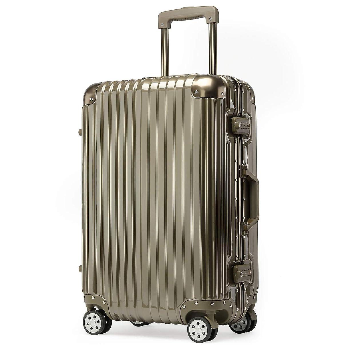 事前器官タオルクロース(Kroeus)スーツケース キャリーケース 耐衝撃 仕切り板 クロスベルト付き メッシュポケット 海外旅行 出張 360度静音キャスター 保護用ガード TSAロック 大容量