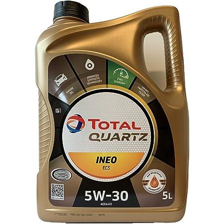 Total 181712 Quartz Ineo Long Life 5w 30 Motorenöl 5 Liter Auto