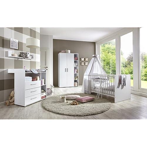 Babyzimmer Weiß: Amazon.de