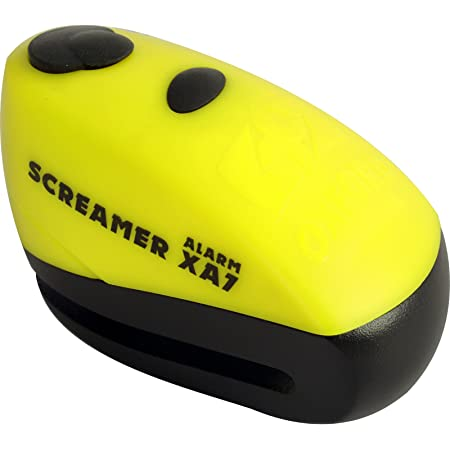 Oxford Lk280 Xa7 Yellow Screamer Hochsicherheits Alarm Disk Sperre Oxford Auto