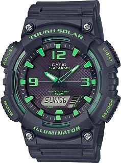 56920248061b CASIO AQ-S810W-8A3VEF - Reloj analógico digital de cuarzo para hombre con  correa