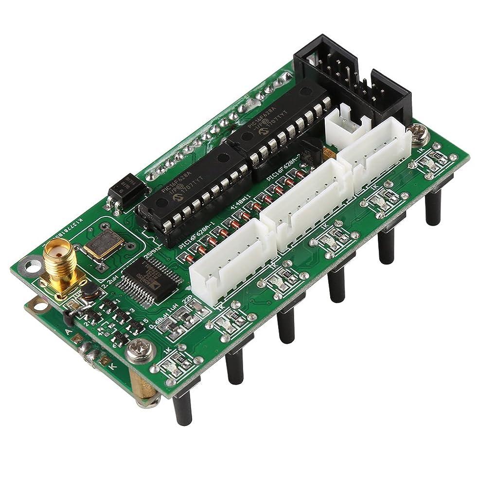 帰る叫ぶ葉っぱDDS信号発生器AD9850 6バンド0?55MHzデジタル短波ラジオ電気テスト