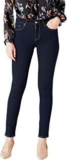 3105226dd19 Pantalon Vaquero Levis 711 Skinny Dark Blue