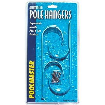 Poolmaster 35607 Aluminum Pole Hangers - Blue