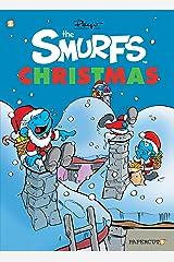 The Smurfs Christmas ハードカバー