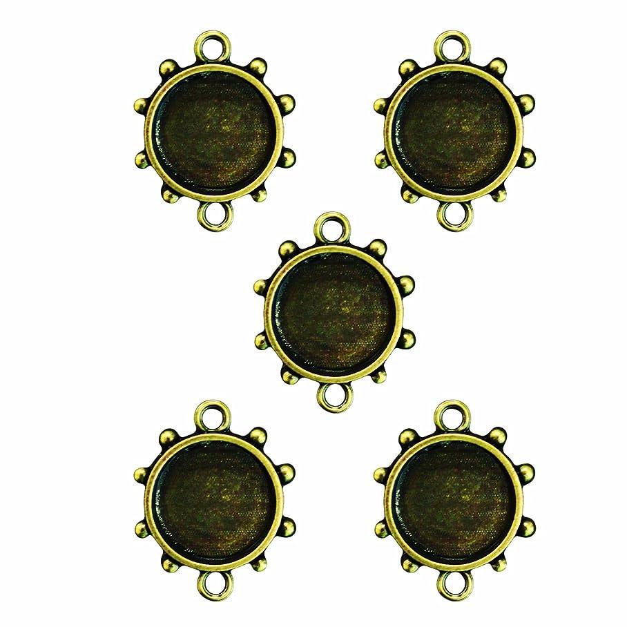 Spellbinders MB1-507 Media Mixage Circles Three, Bronze mzaloyxaa305