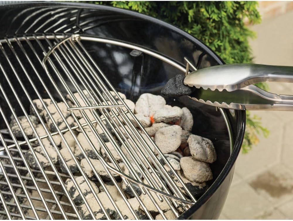 barbacoa de carbón kettle premium