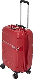 حقيبة سفر صغيرة من أمريكان توريستر لينيكس صلبة لحمل الأغراض الصغيرة، لون أحمر، مقاس 55 سم