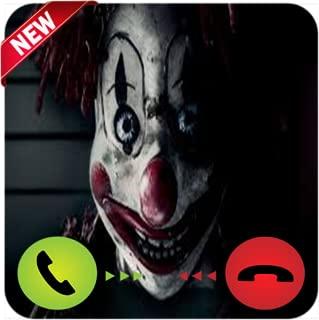 Killer Clown Scary Talking - Prank Caller Id Pro