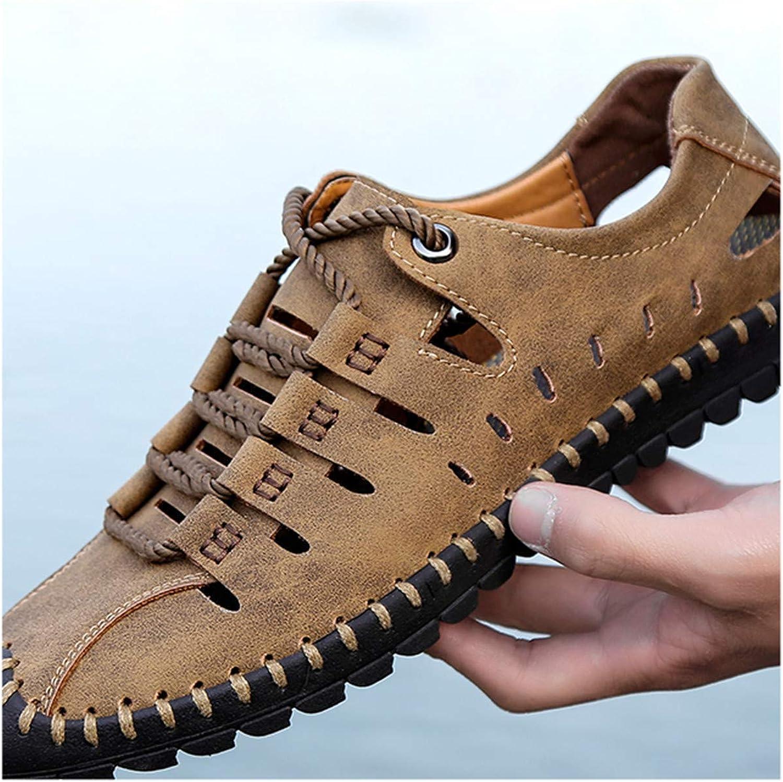 New Summer Men Sandals Business Men Outdoor Beach Sandals Water shoes