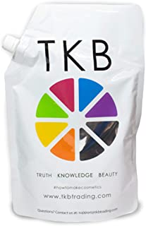 TKB Lip Gloss Base | Clear Versagel Base for DIY Lip Gloss, Moisturizing, Non-Sticky, Vegan, Made in USA