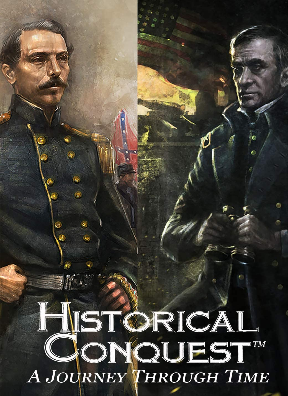Civil War Expansion Pack- Historical Cards 20 - Unique depot Conquest Tulsa Mall