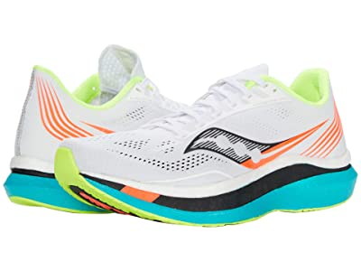 Saucony Endorphin Pro (White Mutant) Men
