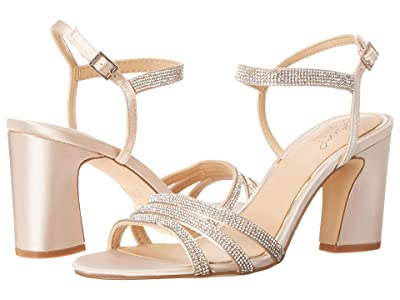 Jewel Badgley Mischka Brighton (Champagne) Women