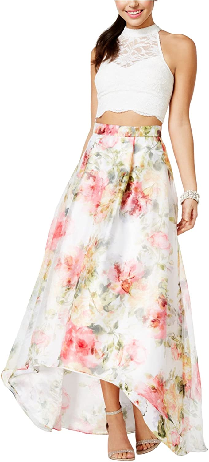 City Studio Womens 2Pc. Gown Dress