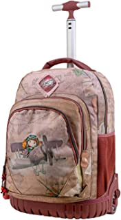 Aviator - Mochila Trolley Travel GTS, Multicolor