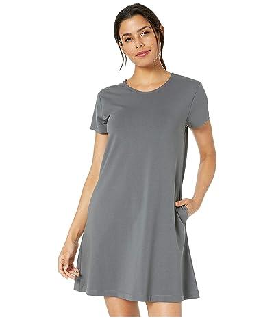 United By Blue Ridley Swing Dress (Pewter) Women
