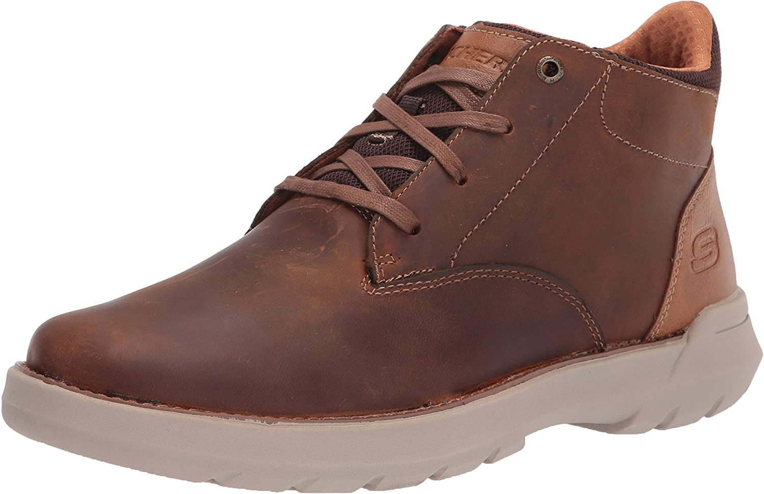 Skechers Men's Doveno-molens Lace Up Boot Don't miss the campaign specialty shop Hiking