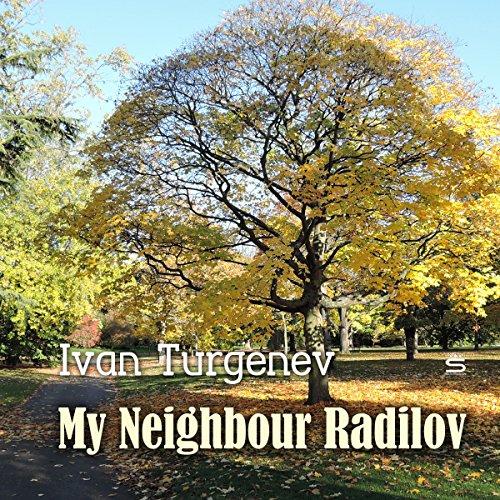 My Neighbour Radilov audiobook cover art