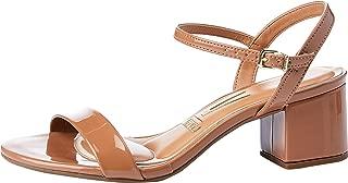 Sandalia Salto Bloco, Vizzano, Feminino
