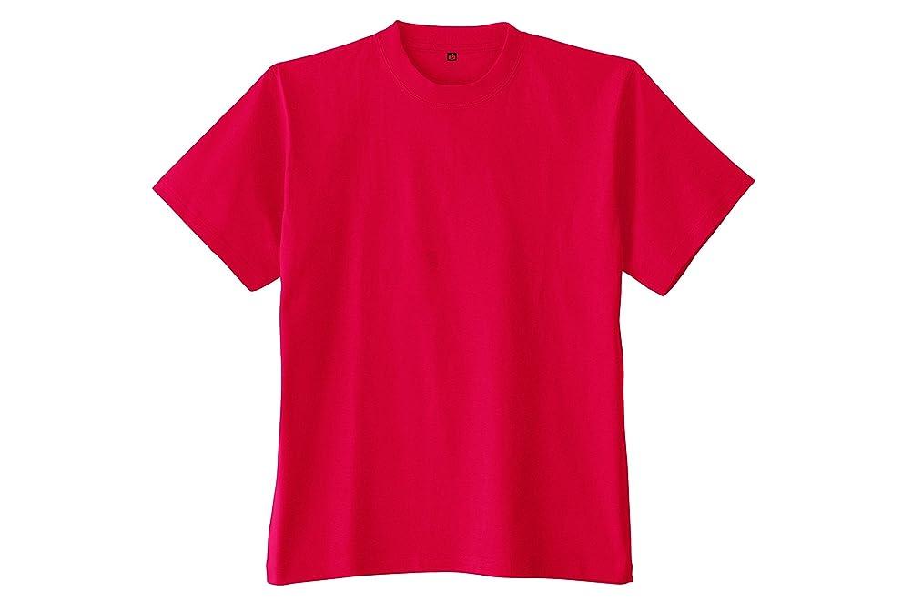 ジョリー三番拍車SOWA(ソーワ) ヘビーウエイトTシャツ レッド 4Lサイズ 51021