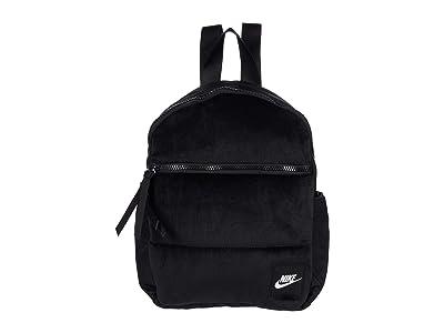 Nike Sportswear Mini Backpack Winterized (Black/Black/White) Backpack Bags