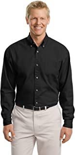 Port Authority Men's Tall Long Sleeve Twill Shirt