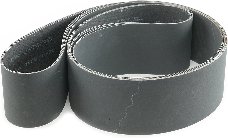 Karebac 49820 Abrasives Silicon Carbide Sanding Belts セール価格 Cloth セール特価 B 4