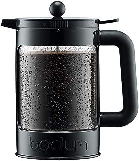 BODUM ボダム BEAN ビーン フレンチプレス アイスコーヒーメーカー 1.5L ブラック 【正規品】 K11683-01