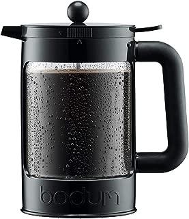 bodum bean cold brew coffee maker 12 cup - white