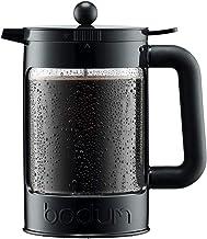 Bodum Bean Cold Brew Coffee Maker, Press, Plastic, 1.5 Liter, 51 Ounce, Black