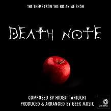 Death Note - L's Theme - Main Theme