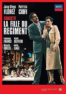 Best juan diego florez la fille du regiment Reviews