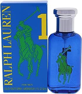 RALPH LAUREN Ralph lauren polo big pony #1 for men 1.7 oz eau de toilette spray, 1.7 Fl Oz