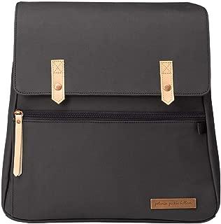 Meta Backpack - Black Matte Canvas