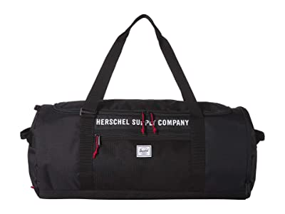 Herschel Supply Co. Sutton Carryall (Black) Duffel Bags