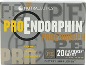 Nutraceutics ProEndorphin, Citrus Flavor, 20 effervescent sachets
