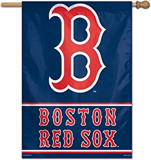 WinCraft Boston Red Sox B Emblem House Flag and Banner