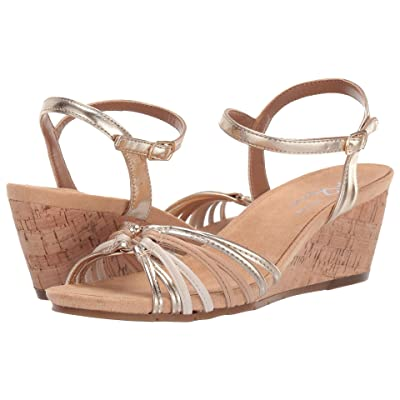 A2 by Aerosoles Fruit Cake (Gold Combo) Women